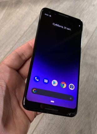 Google Pixel 3 (2018) 64gb Black #842