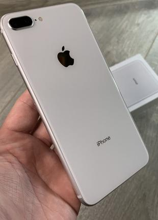 IPhone 8 Plus 64gb Neverlock Silver #k0006