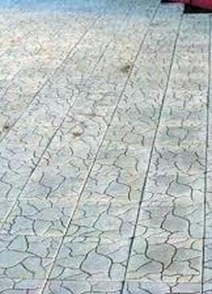 "Тротуарная плитка ""тучка"""