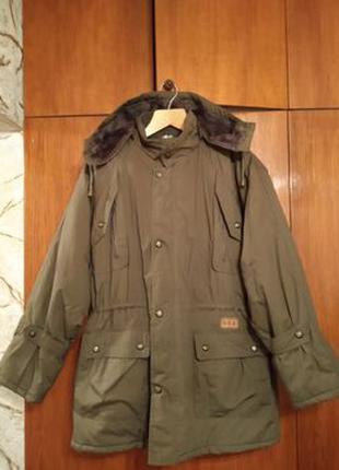 Куртка зимняя XL мужская