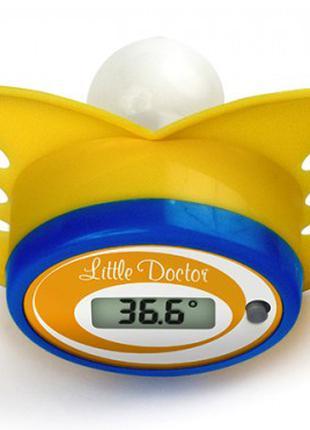 Цифровой электронный термометр-соска LD - 303 (Little Doctor, Син