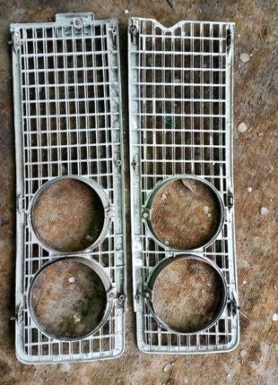 Решетка радиатора ваз2013 2106