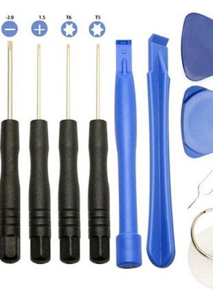 Набор инструментов для ремонта мобильных телефонов 11 в 1