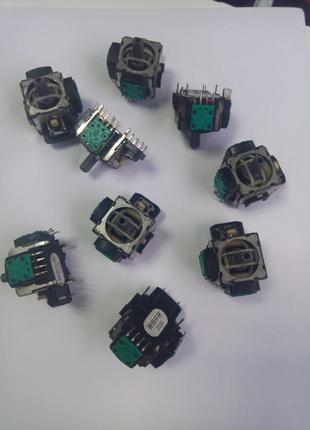 Механизм 3D аналога джойстика Dualshock 3 PS3 (4 pin)