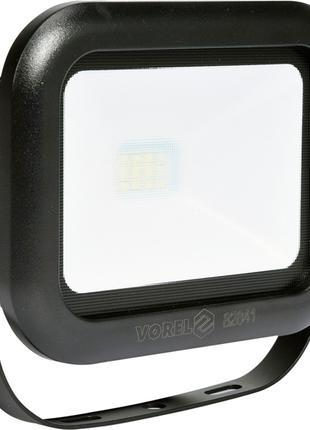 Светодиодный прожектор LED 10 Ватт Vorel 82841