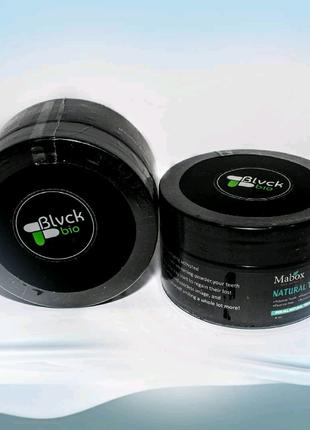Порошок для отбеливания зубов BLVCKBIO MABOX