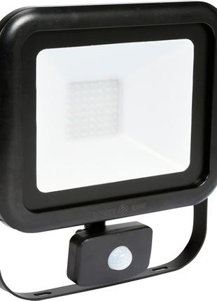 Светодиодный прожектор LED 50 Ватт с датчиком движения Vorel 8284