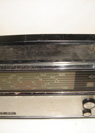Приёмник, радиоприёмник ВЭФ 201, VEF-201.