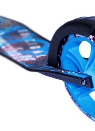 Самокат для подростков Explore Degree Pro голубой