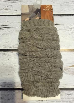 Гетри з німеччини гетры женские серые