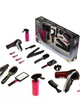 Набор парикмахера Braun Mega Hairstyling Set KLEIN 5873