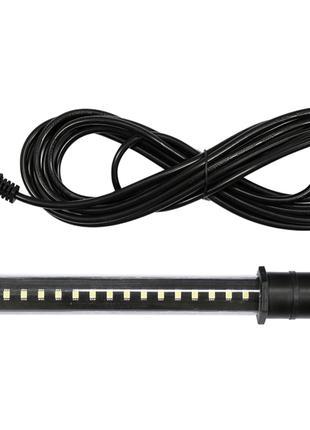 Переносной светодиодный фонарь с крючком Vorel 82699
