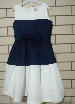 Нарядное платье для девочки джимбори р.8 лет