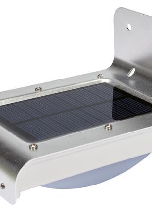 Уличный прожектор на солнечных батареях с датчиком движения Yato