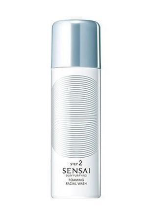 SENSAI (Kanebo) Foaming Facial Wash очищающая пенка