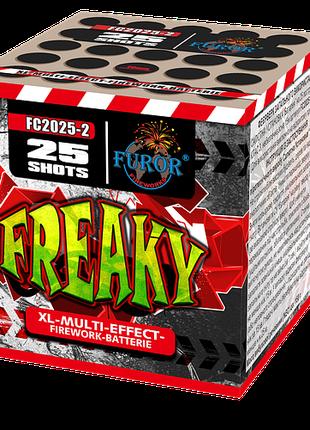 """Фейерверк на 25 выстрелов """"Freaky"""""""