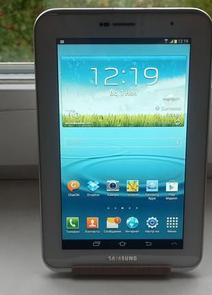 Продам планшет Samsung Galaxy Tab 2 7.0 WI-FI,3G ,1\8GB,звонящий.