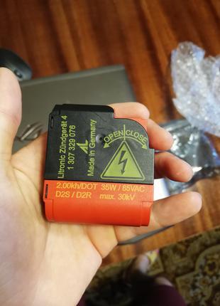 Блок розжига Vw Golf V 2003-2009 D2S/D2R 1307329076 с ксеноном