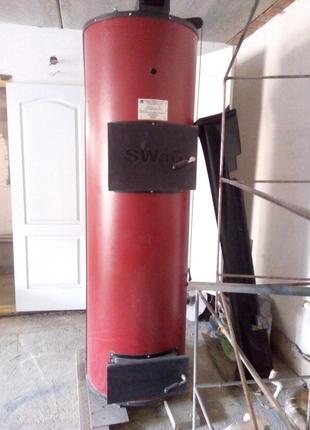 Твердотоплевный котел Сваг 20 кВт