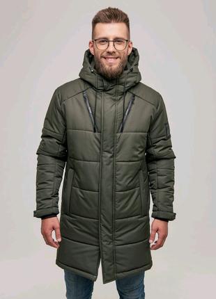 Зимняя мужская куртка 2021
