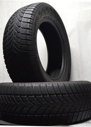 205/60 R16 Dunlop SP Winter Sport 4D бу шины Замена: 215/55/16