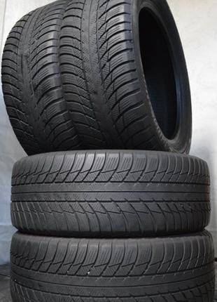 225 55 17 Bridgestone Blizzak Зимние Шины R17 Б.у 215,225,235-...