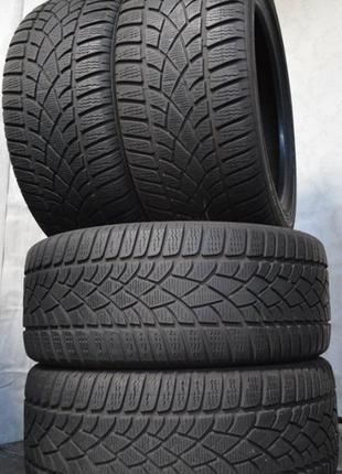 245 45 19 Dunlop SP WinterSport 3D Шины б.у R19 235/255/265-35...