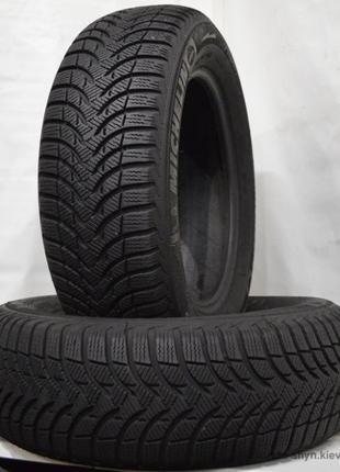 215/55 R16 Michelin Alpin A4 б.у Замена: 205/60/16 225/50/16 С...