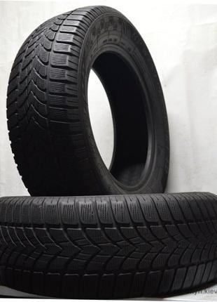 215/65 R16 Dunlop SP Winter Sport 4D Зима б.у Замена: 225/60/16
