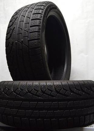 215 45 17 Pirelli Winter 210 Зимние Б.у Шины R17 225/235/245-4...