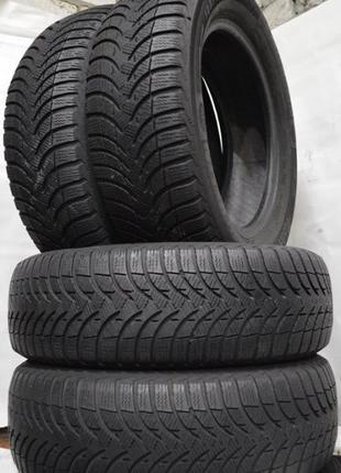 195 65 15 Michelin Alpin A4 Зима R15 185/195/205-55.60.65 Шины...