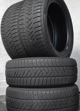 215 55 17 Pirelli Sottozero 3 Шины Б,у R17 225.235.245-45.50.5...