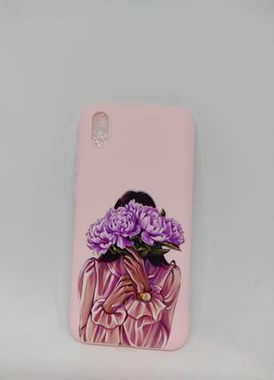 Чехол силикон для  Huawei Honor 8S