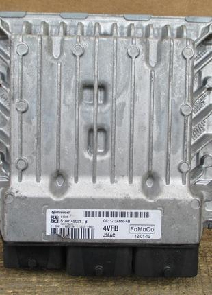 Б/у блок управления двигателем для Ford Transit Mk7 2012-2018 2.2