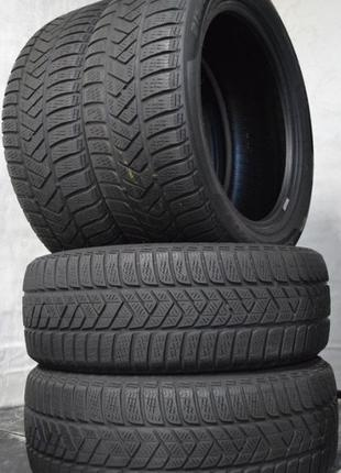 215/55 R17 Pirelli Sottozero 3 Зимние Бу Шины R17 225/55/50/45...