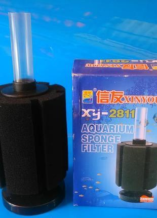 Фильтр от компрессора для аквариума