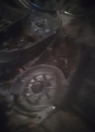 Двигатель иж Юпитер 4 на запчасти