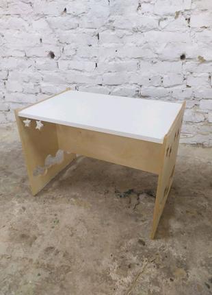 Стол-диванчик трансформер столик детский