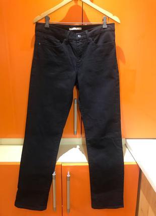 Levis 312 shaping slim W30 джинсы женские прямые высокая посадка
