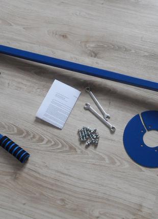 """Ручной бур """"Скала-05"""" с насадками 125 и 200 мм, съемная зажимная"""
