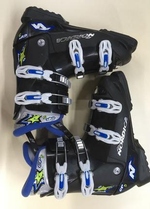 Ботинки лыжные Nordica GP Tj р39-40