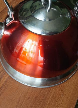 Чайник со свистком Kaiserhoff