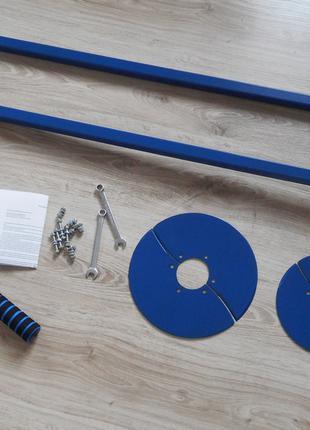"""Ручной бур """"Скала-16"""" с диаметрами ножей 125, 150, 200 и 250 мм"""