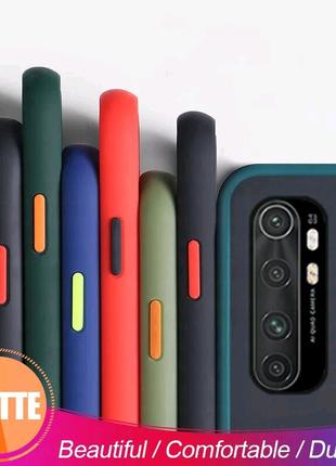 Чохол для Xiaomi Mi Note 10 lite