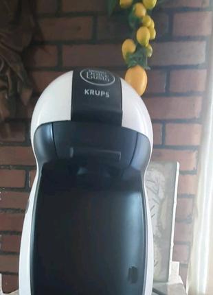 Кофемашина KRUPS Nescafe Dolce Gusto (капсульная)