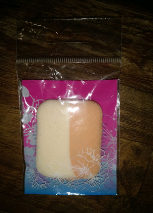 Спонж, губка для макияжа