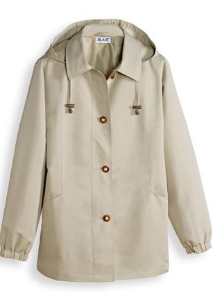 Демисезонная куртка blair / plus size / 2xl