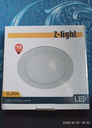 Светодиодные LED панели светильники