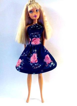 Одежда Для Куклы Барби Платье на Барби Кукольная Одежда На Барби