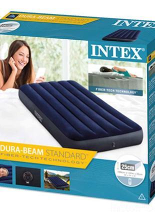 Надувной матрас Intex. Разные размеры. Велюр. Диван. Кровать